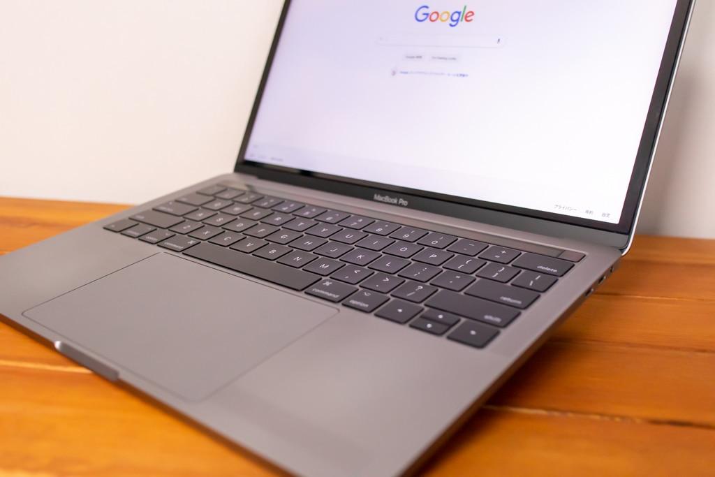 MacBook Proの発熱と長時間のタイピングに備えよう