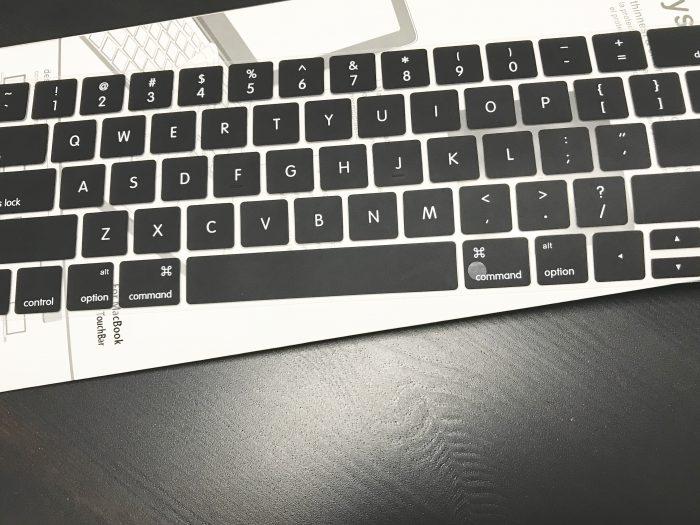 macbookproキーボードカバー