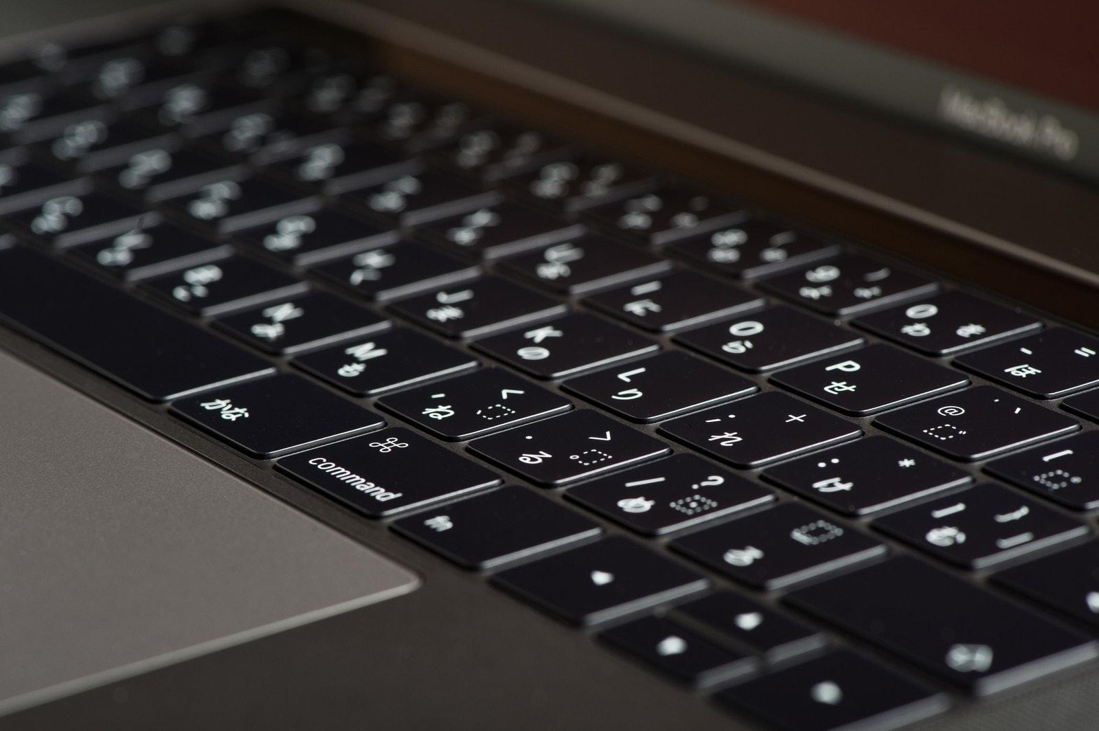 MacBook Proのバタフライキーボードは不具合が多発しているという噂