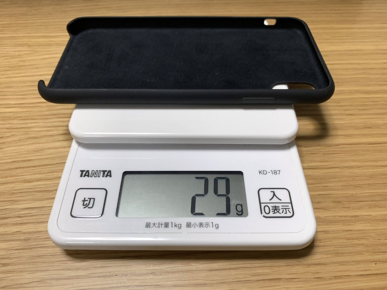 iPhonexsmax_apple_case 重量