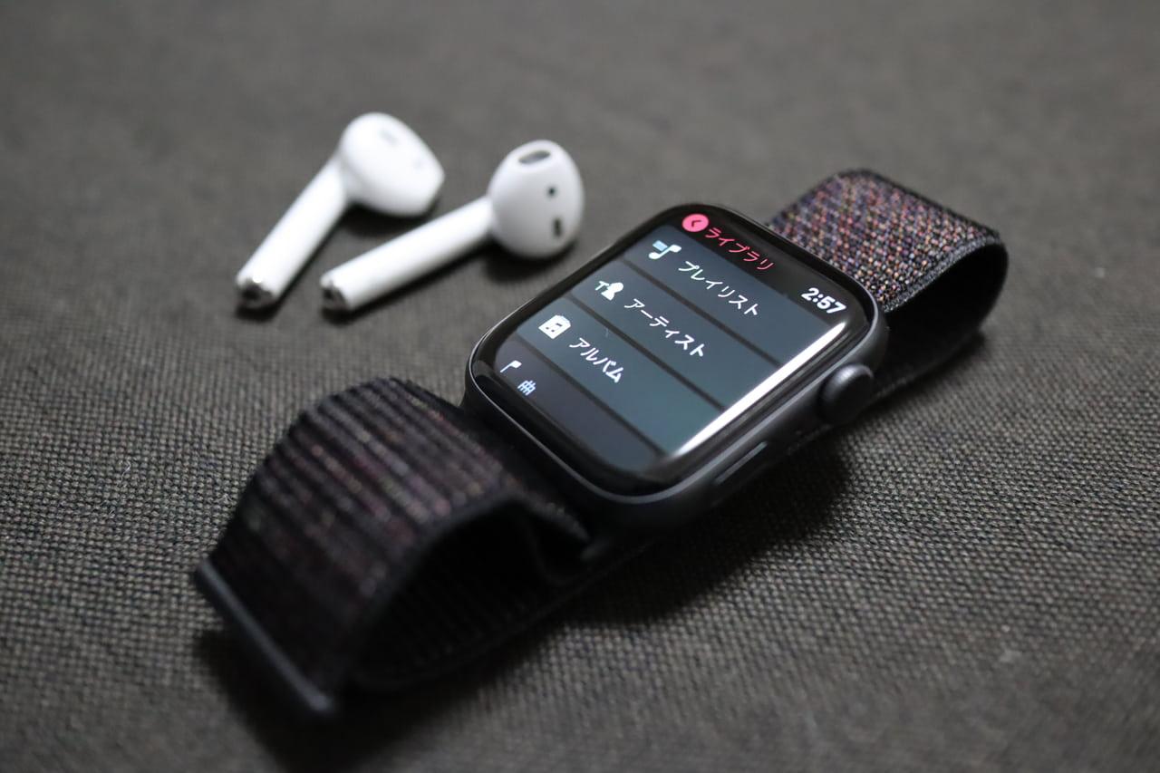 Apple Watchで音楽を聴くとはどういうことか