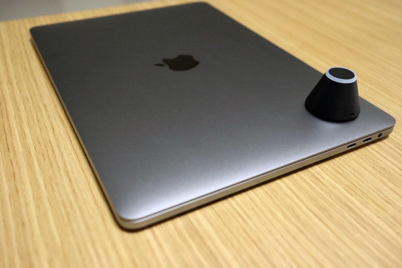 macの上にtreneを設置
