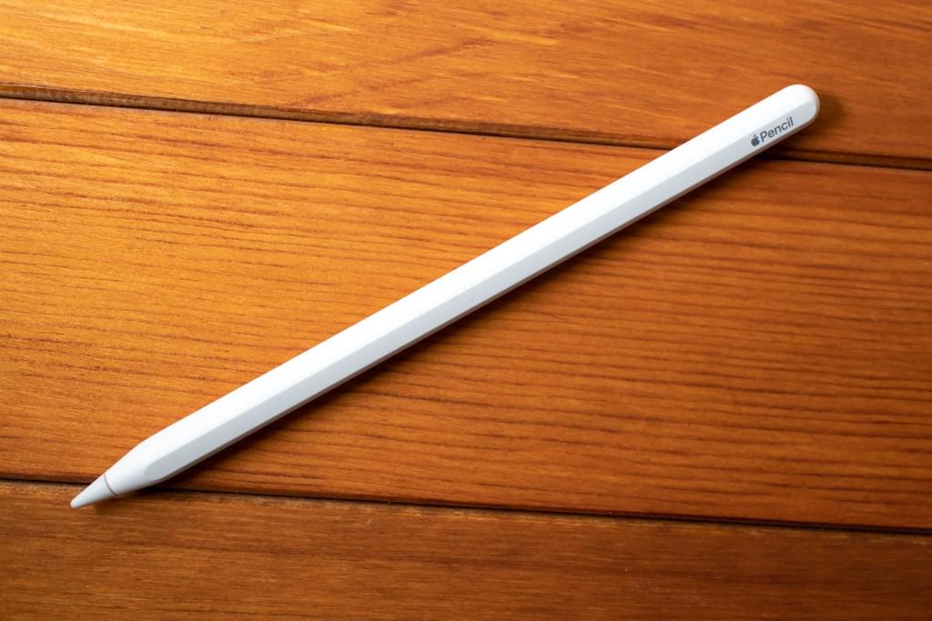 iPad Proのおすすめアクセサリー・周辺機器:Apple Pencil