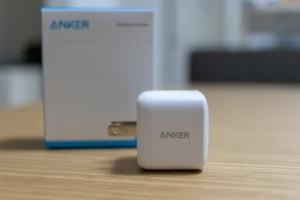 【レビュー】MacBook ProもiPad Proも充電できる30W小型USB充電器 「Anker PowerPort Atom PD 1」【小さ...