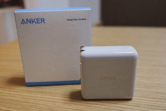 Anker PowerPort Speed+ Duoの詳細