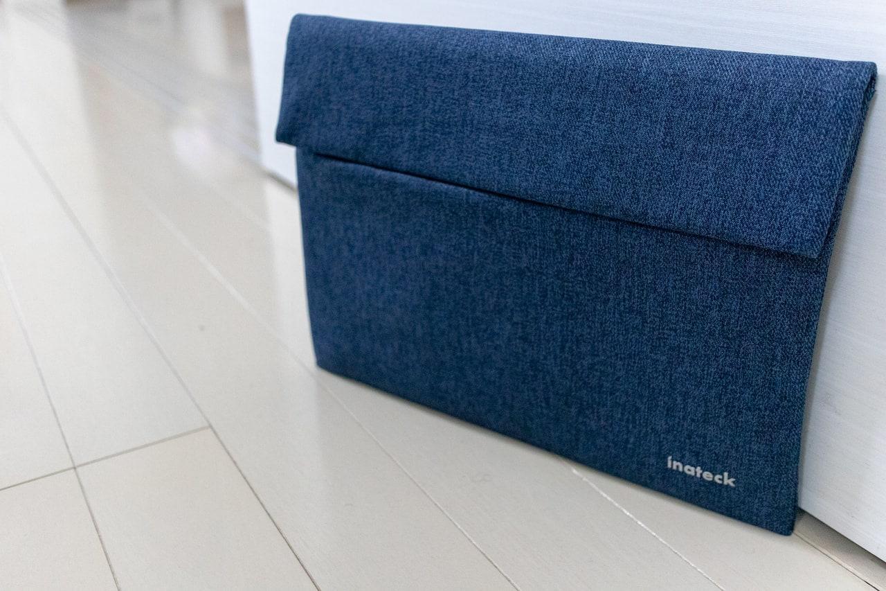 iPad Pro 11インチ用おすすめバッグインバッグ「Inateck スリーブケース」の特徴