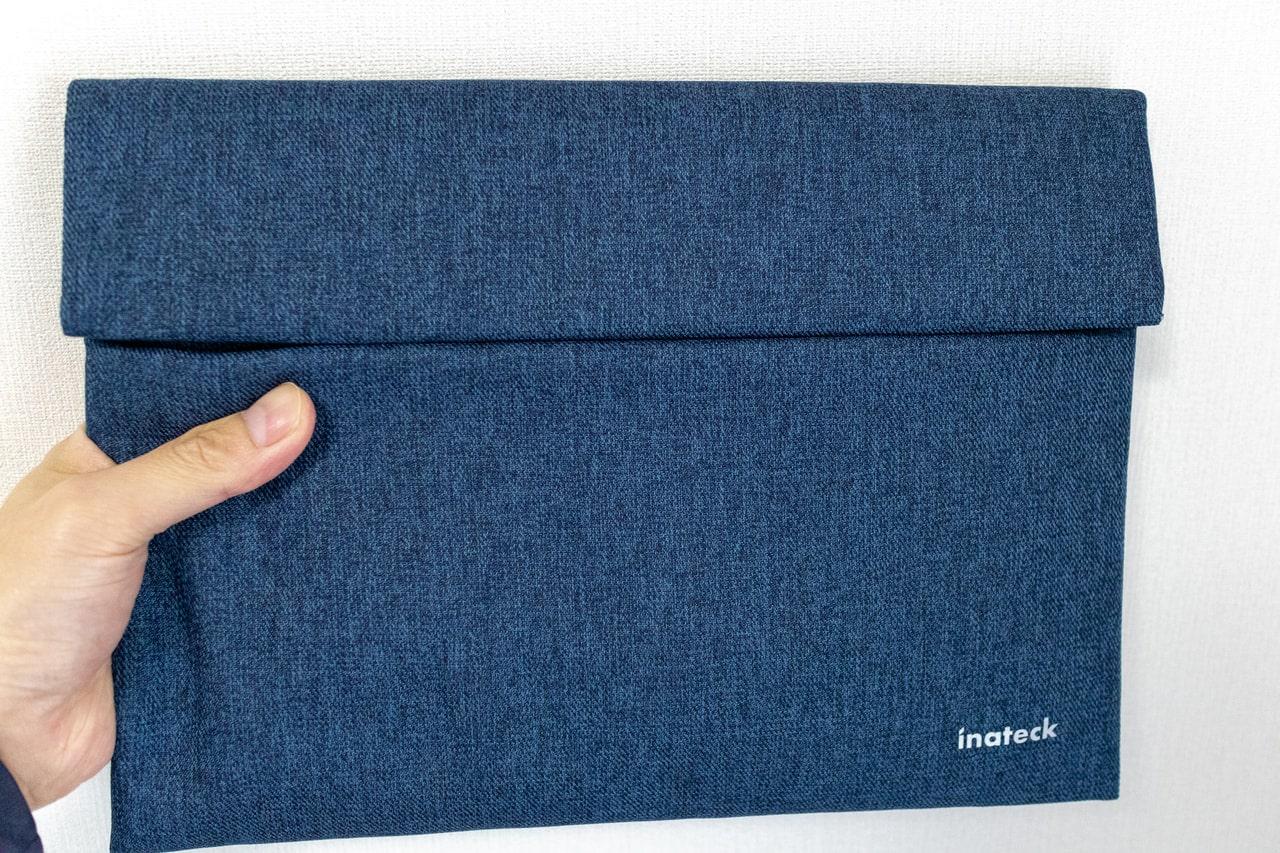 iPad Pro 11インチ用おすすめバッグインバッグ「Inateck スリーブケース」は撥水加工