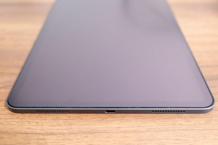 iPad Pro 2018 接続端子