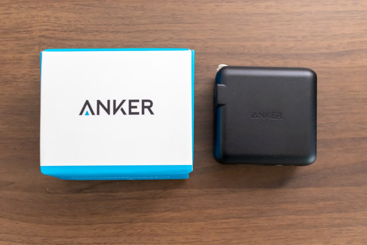Anker PowerPort Speed 1 PD 60の特徴