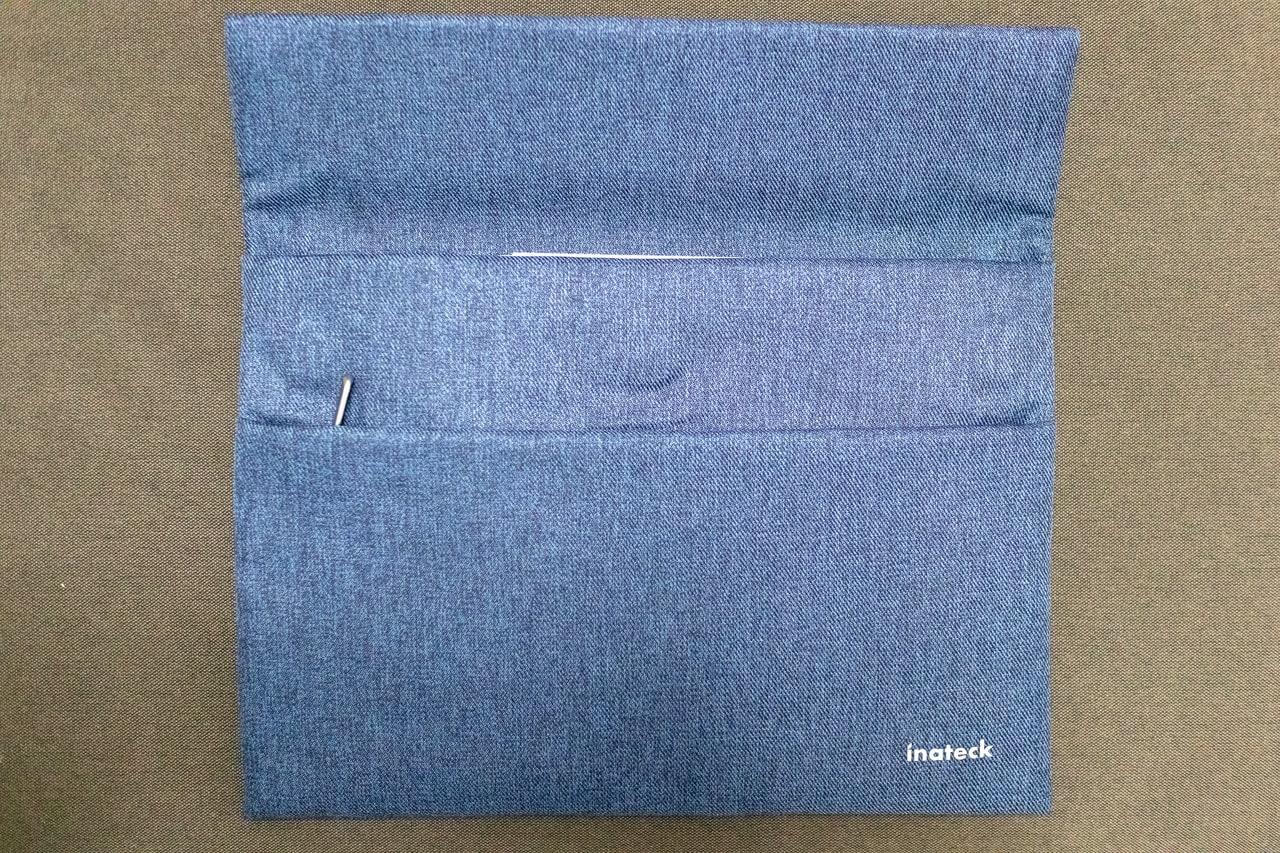 iPad Pro 11インチ用おすすめバッグインバッグ「Inateck スリーブケース」はiPad Proをすっぽり格納