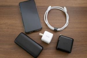 iPhone急速充電