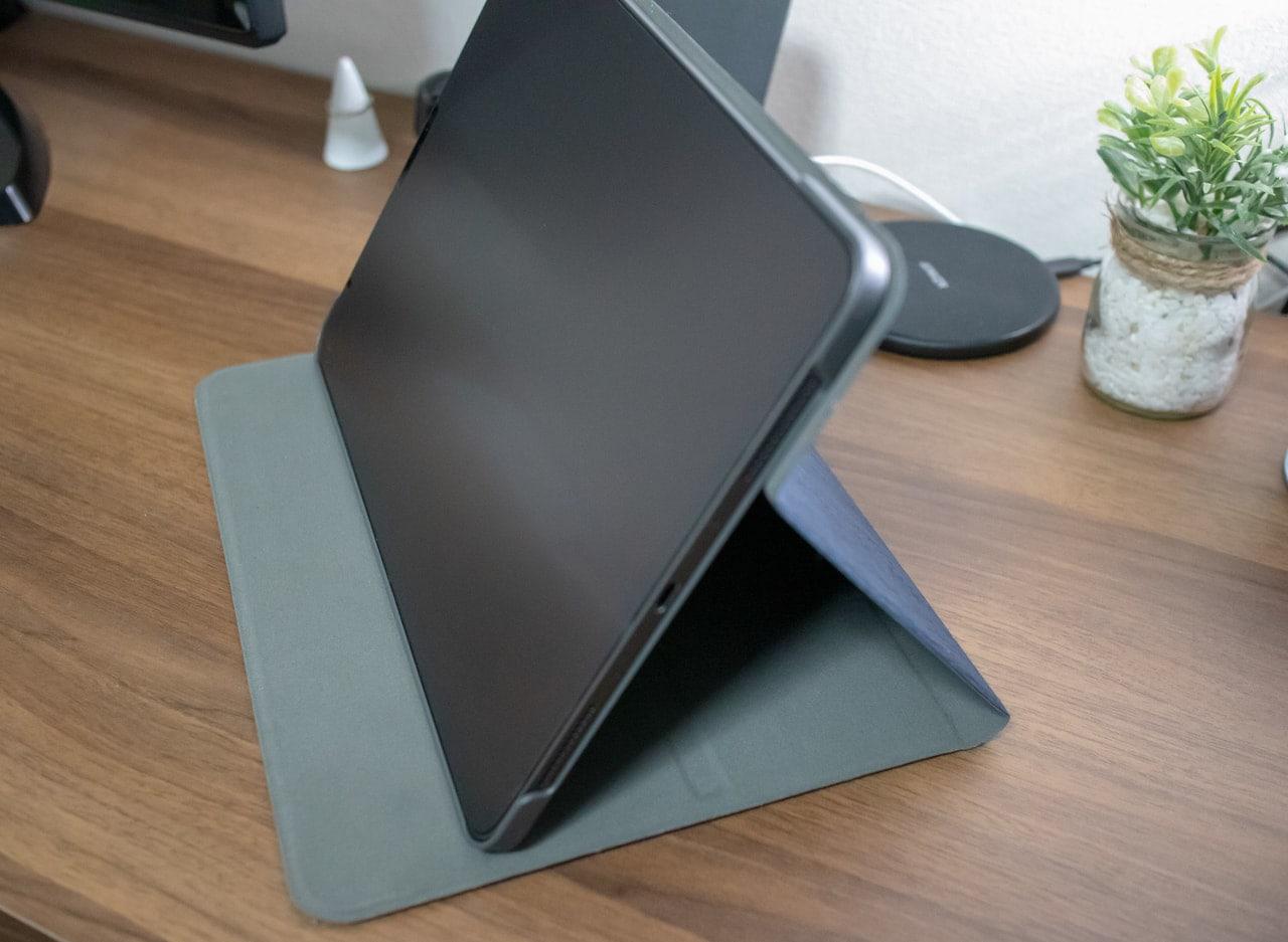 HBorna iPad Proケースの角度