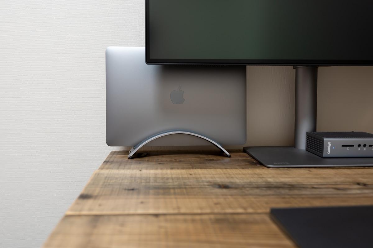 クラムシェルMacBookを使う