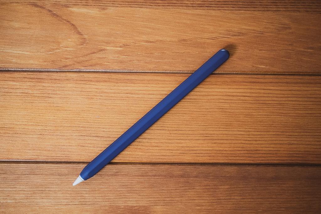 AhaStyle Apple Pencil シリコン保護ケースはかぶせるだけ