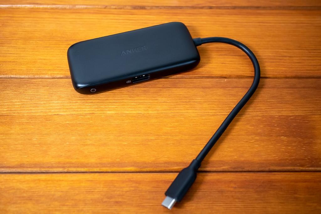 Anker 3-in-1 クラシック USB-Cハブ