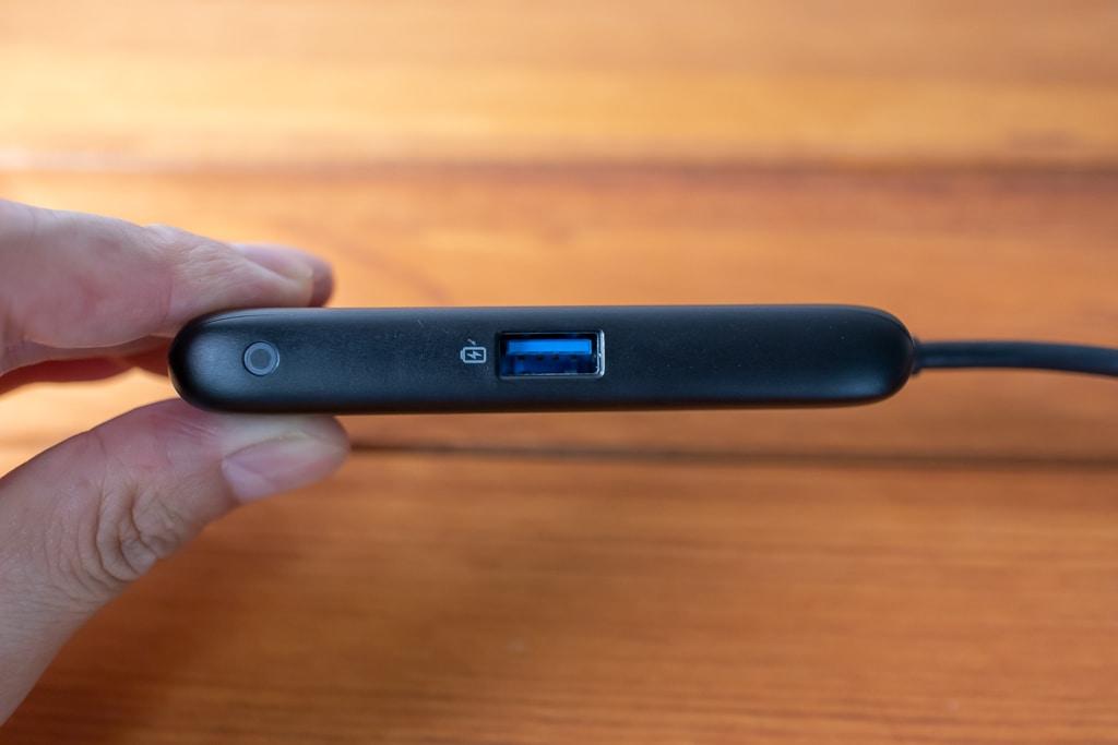 Anker 3-in-1 クラシック USB-CハブのUSB-A3.0 ポート