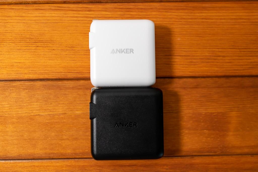 Anker PowerPort Speed 1 PD 60と比較