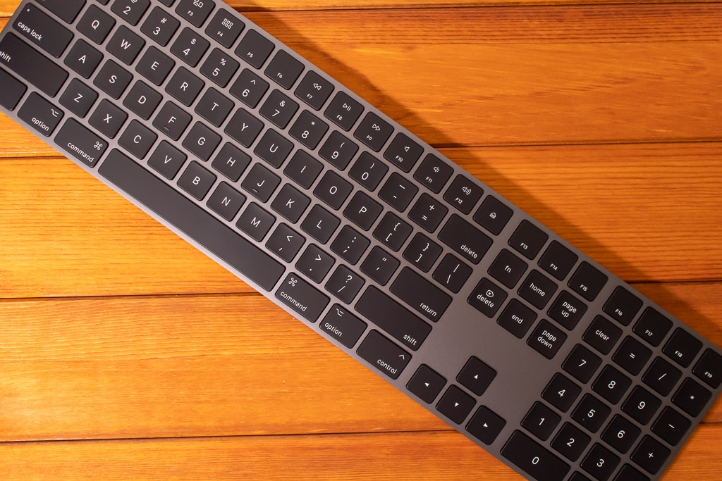 Magic Keyboard スペースグレイ