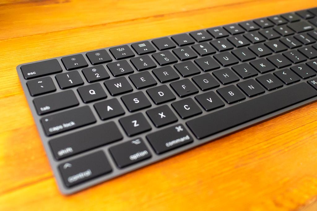 Magic Keyboard スペースグレイレビュー:まとめ