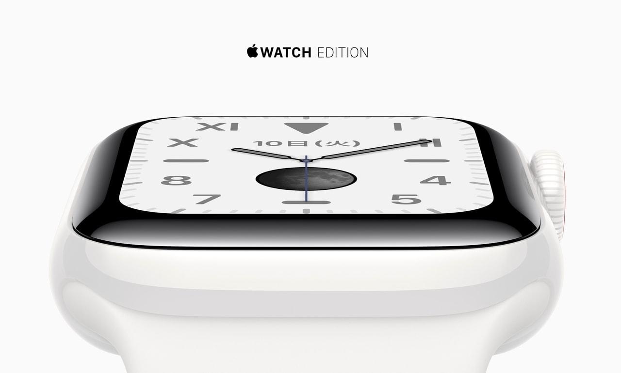 Apple Watch Edition再び