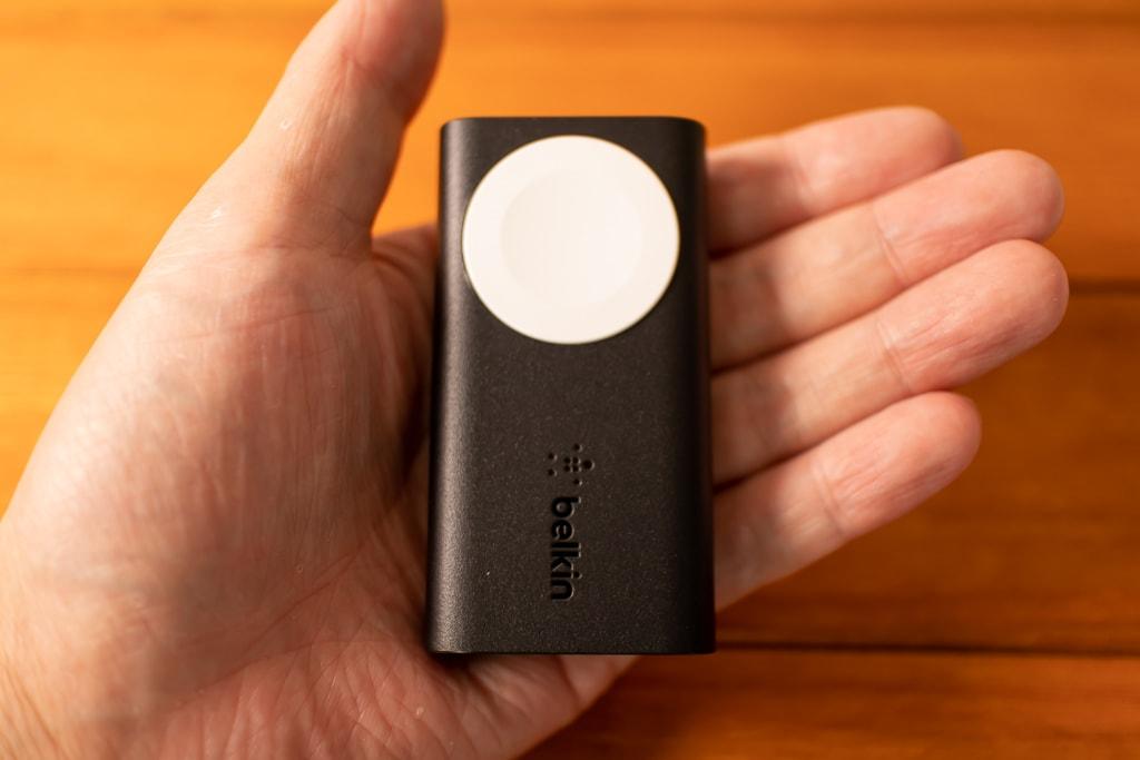 Belkin Apple Watch用モバイルバッテリー