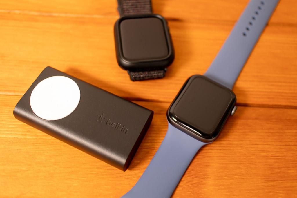 Belkin BOOST CHARGE Apple Watch用モバイルバッテリーレビューまとめ