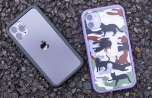 【iPhone 11 / 11 Proケースレビュー】3.5mの落下衝撃に耐える!?RhinoShield バンパー&ケース