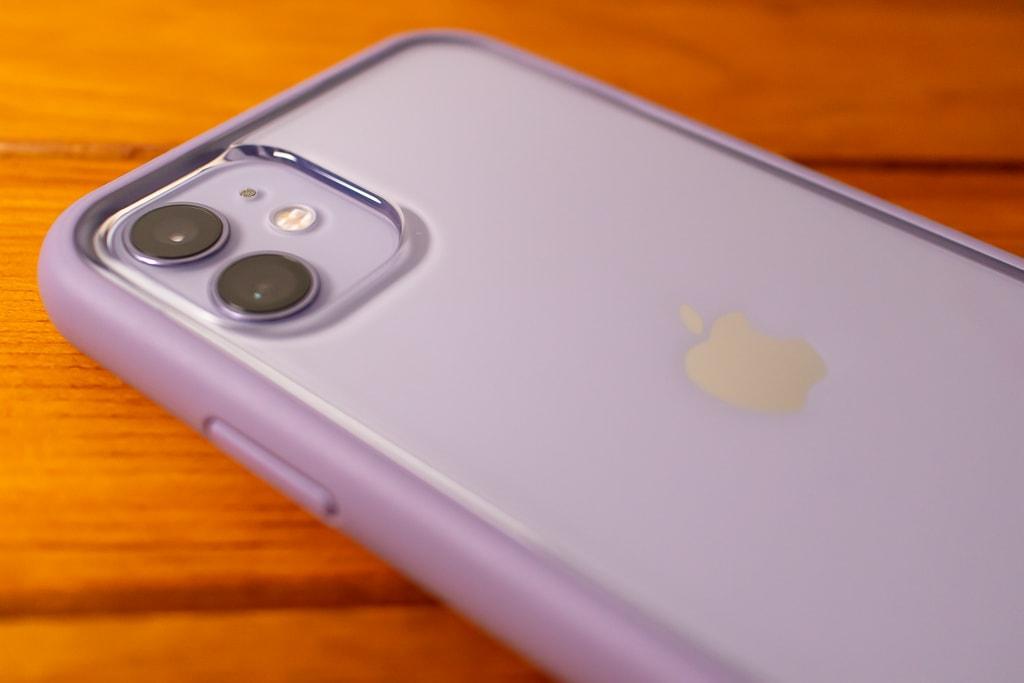 Mod NXもプレートがカメラより高くなっている