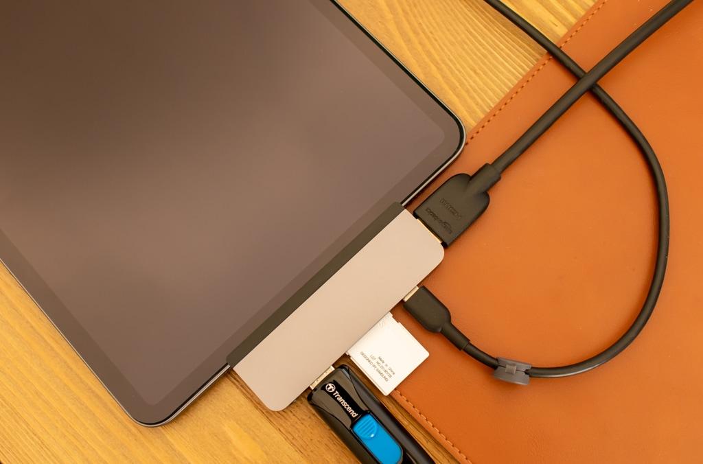 HyperDrive iPad Pro USB-Cハブ レビュー:まとめ