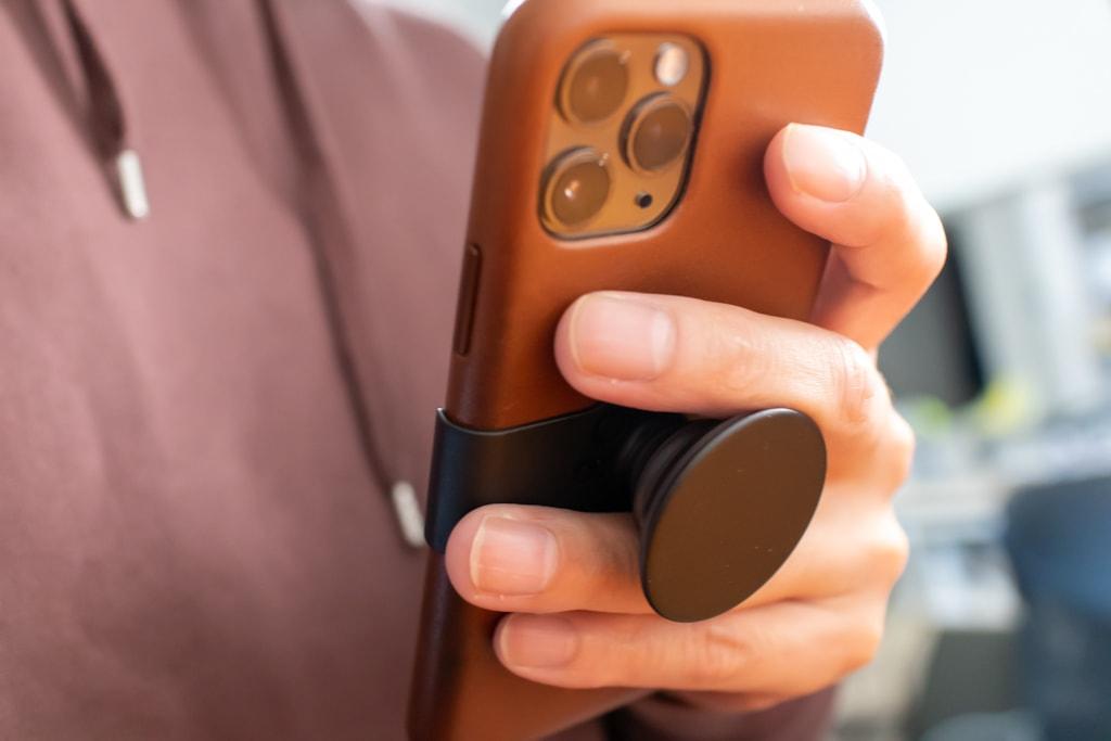 Apple限定PopSockets 「PopGrip Slide」レビューまとめ
