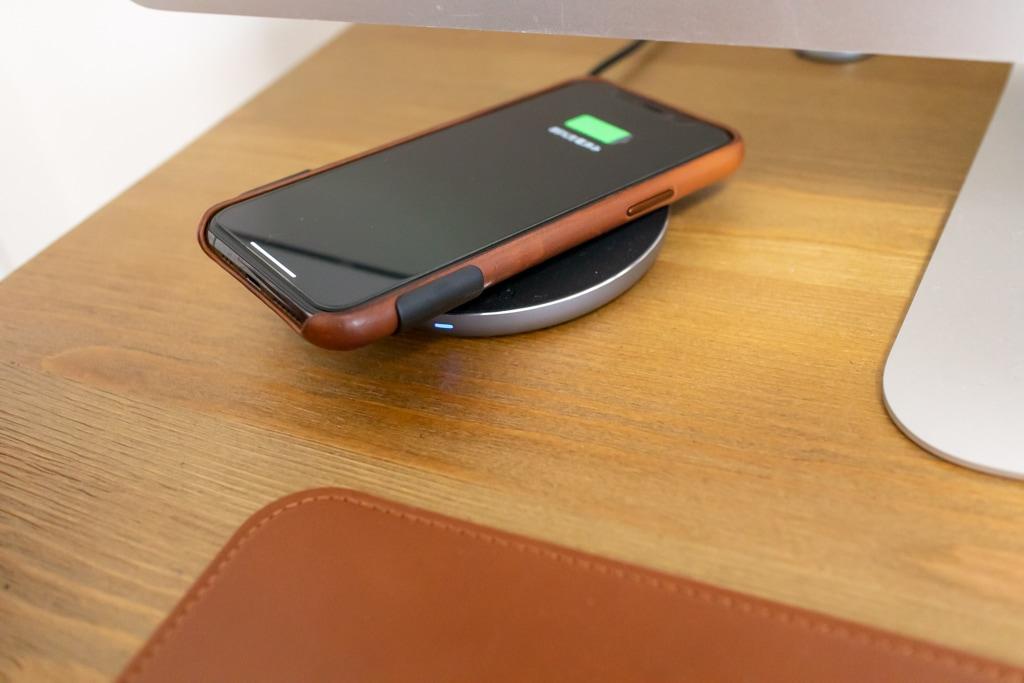 Apple限定PopSockets 「PopGrip Slide」はワイヤレス充電不可