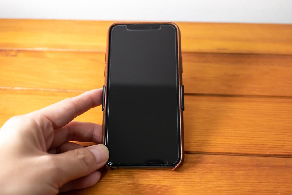 Apple限定PopSockets 「PopGrip Slide」は縦スタンドにはならない