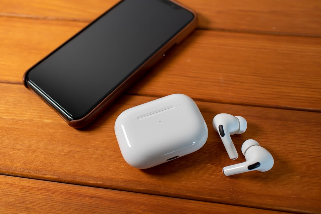AirPods ProとiPhoneの連携力
