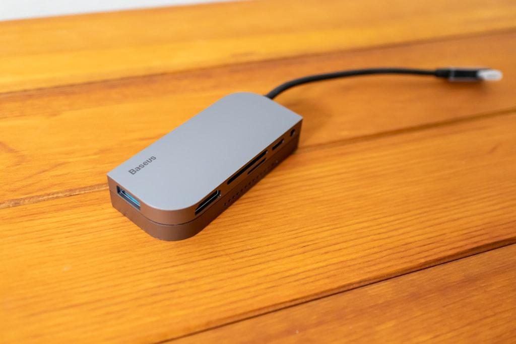 Baseus Bolt iPad Pro USB-Cハブ本体