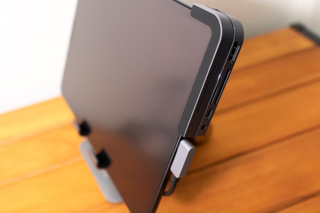 Baseus Bolt iPad Pro USB-Cハブ レビュー:まとめ