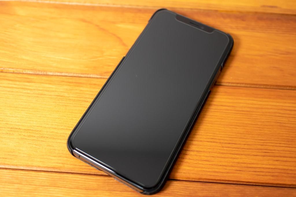 「PITAKA MagEZ Case」をiPhone 11 Proに装着