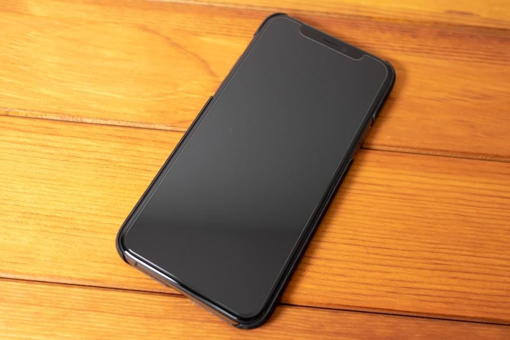 PITAKAのiPhone 11 Proケースはつけていることを感じさせない