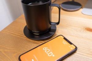 Ember マグ2 レビュー:完璧な保温と温度管理。冷めないスマートマグカップ