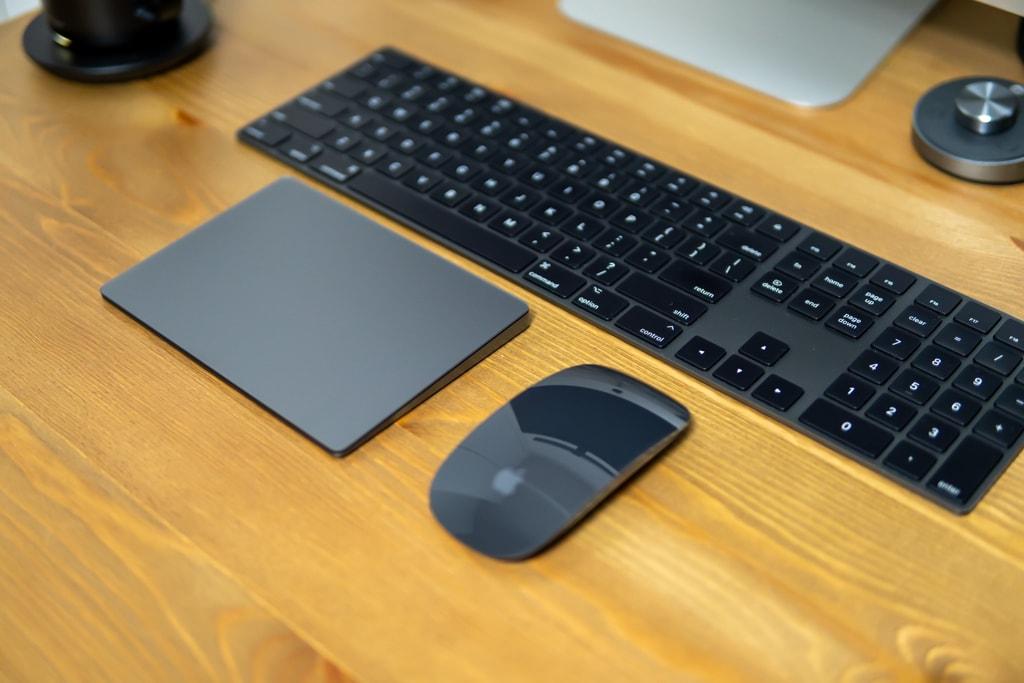 AppleのMagic Keyboard、Magic Mouse、Magic Trackpad