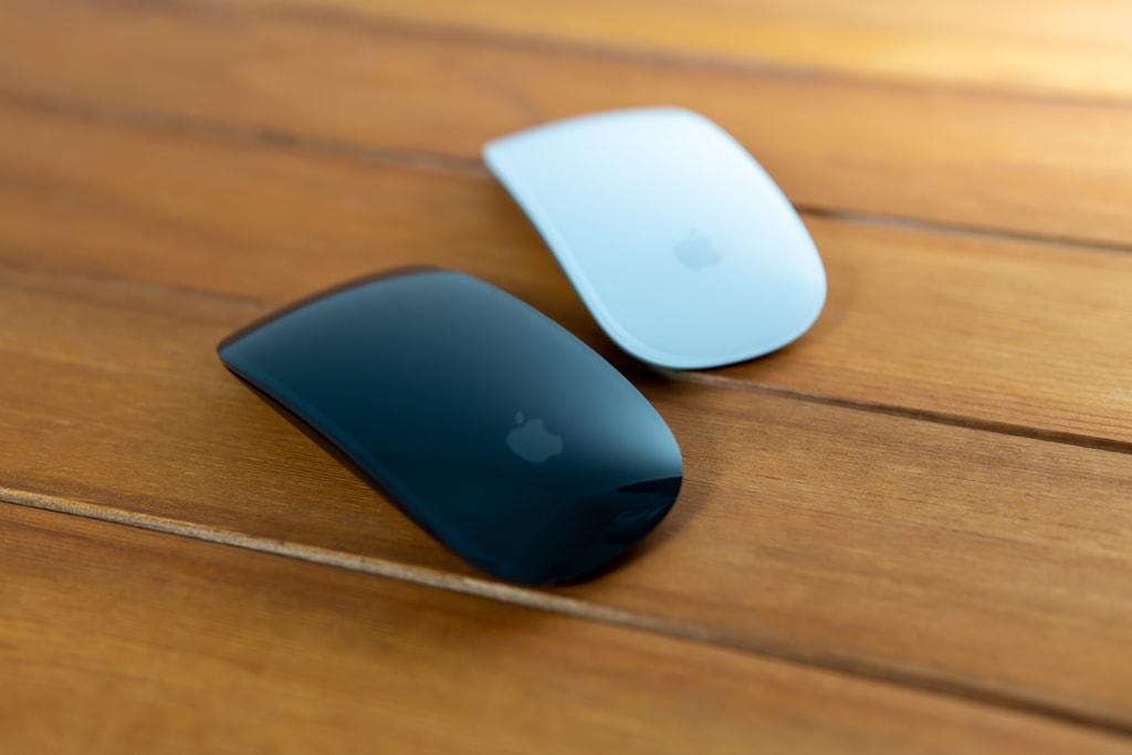 Apple Magic Mouseは相性抜群