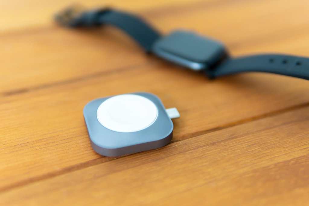 Satechi USB-C Apple Watch充電ドック