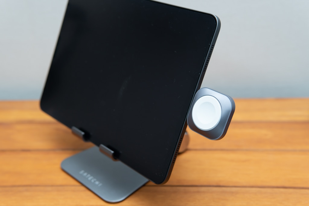 iPad ProはUSB-Cが1つのため充電できなくなる