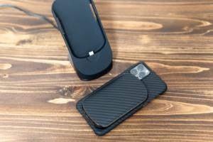 【レビュー】ワイヤレス充電器とモバイルバッテリーが合体!「PITAKA MagEZ Juice」