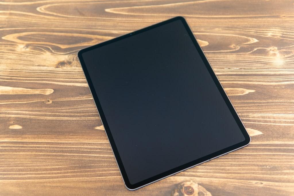 iPad Pro 2020のディスプレイ