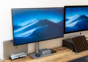 【レビュー】BenQ PD3220UはThunderbolt 3対応でMacBook Proに最適な31.5インチ4Kモニター