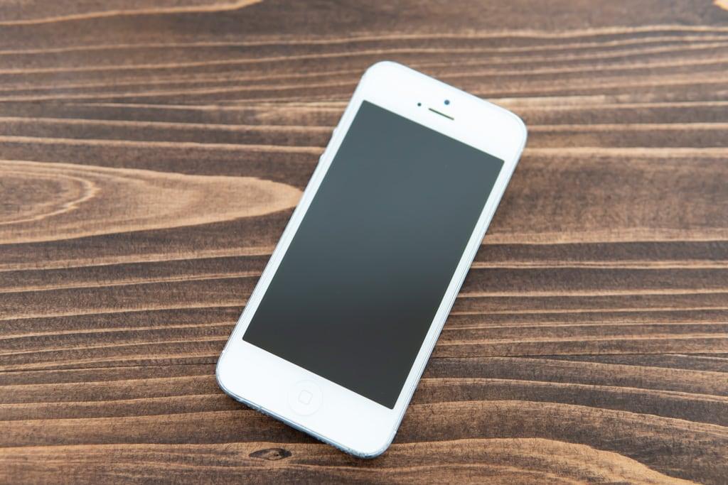 旧型のiPhone SEと同サイズのiPhone 5s