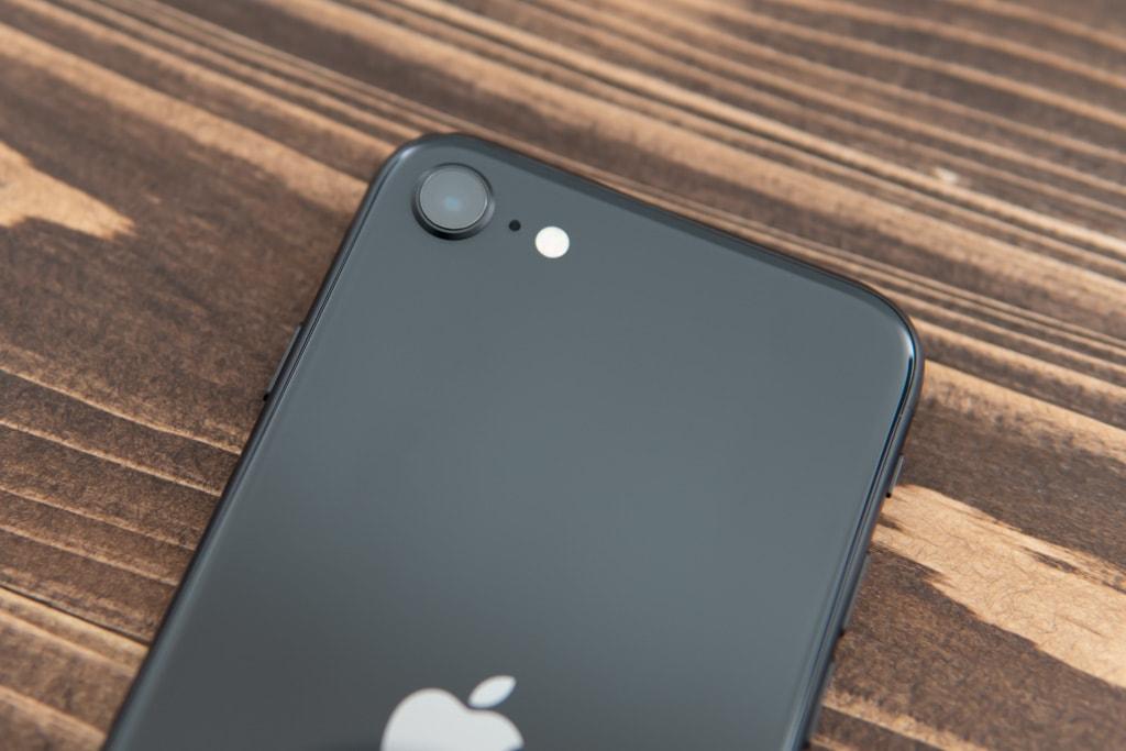 新型iPhone SE(第2世代)のカメラ性能