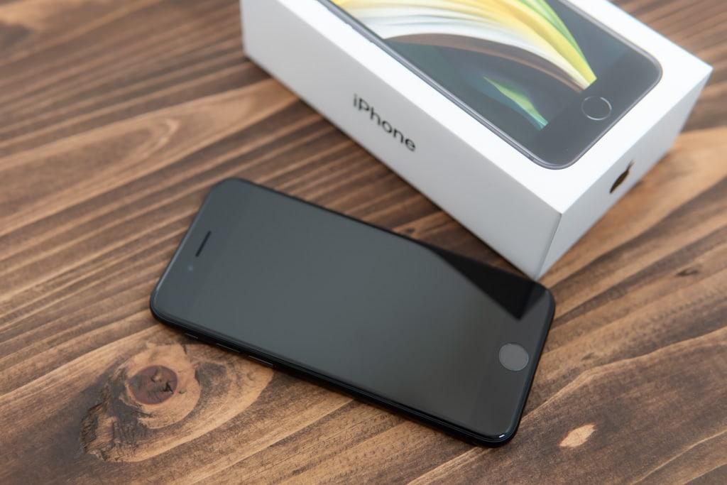 新型iPhone SE(第2世代)2020年モデル