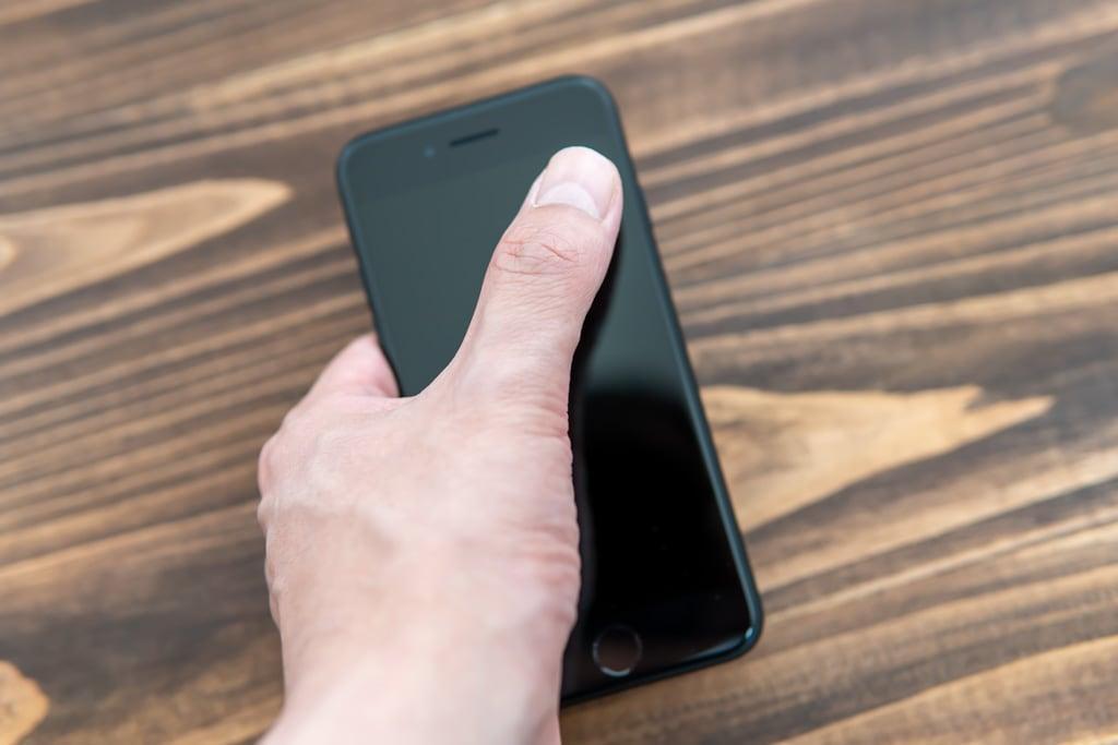 新型iPhone SE(第2世代)はちょうどいいサイズ