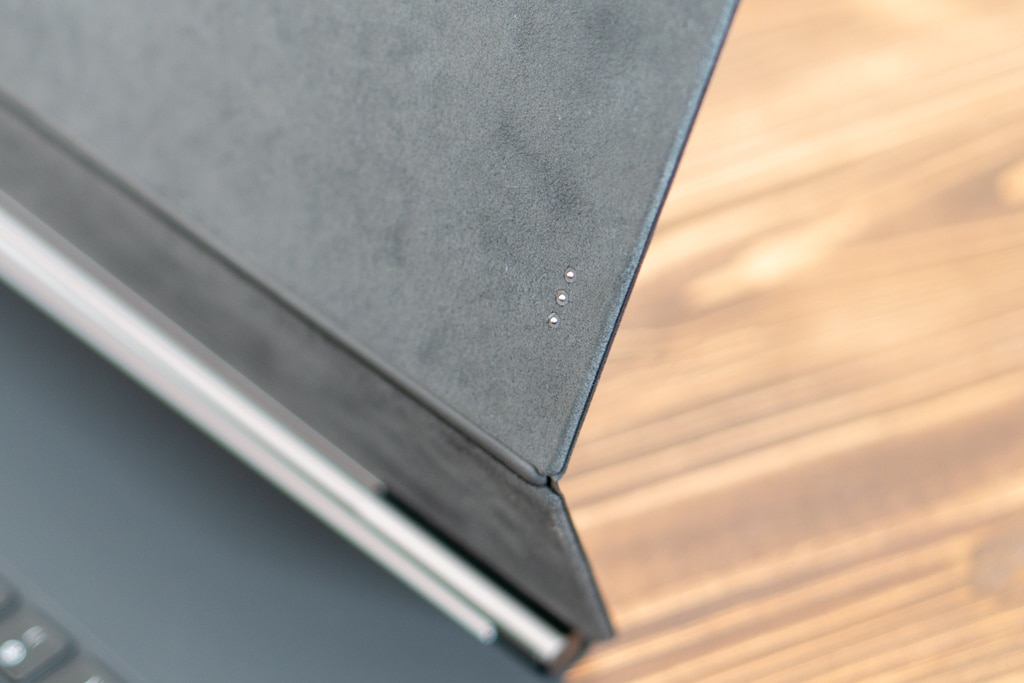 スマートコネクタでiPad Proと接続